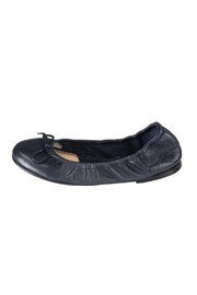 Pascucci Navy Ballet Flats - Product Mini Image
