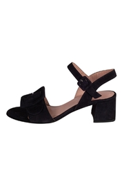 Pascucci Navy Heeled Sandal - Product Mini Image
