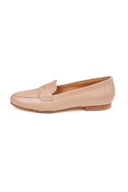 Pascucci Neutral Leather Loafer - Product Mini Image