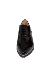 Pascucci Patent-Leather, Black, Brogues - Side cropped