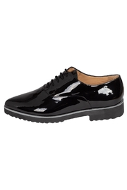Pascucci Patent-Leather, Black, Brogues - Product Mini Image