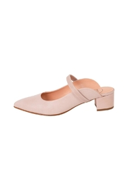 Manu Mari Pink-Rose, Leather, Mules - Product Mini Image