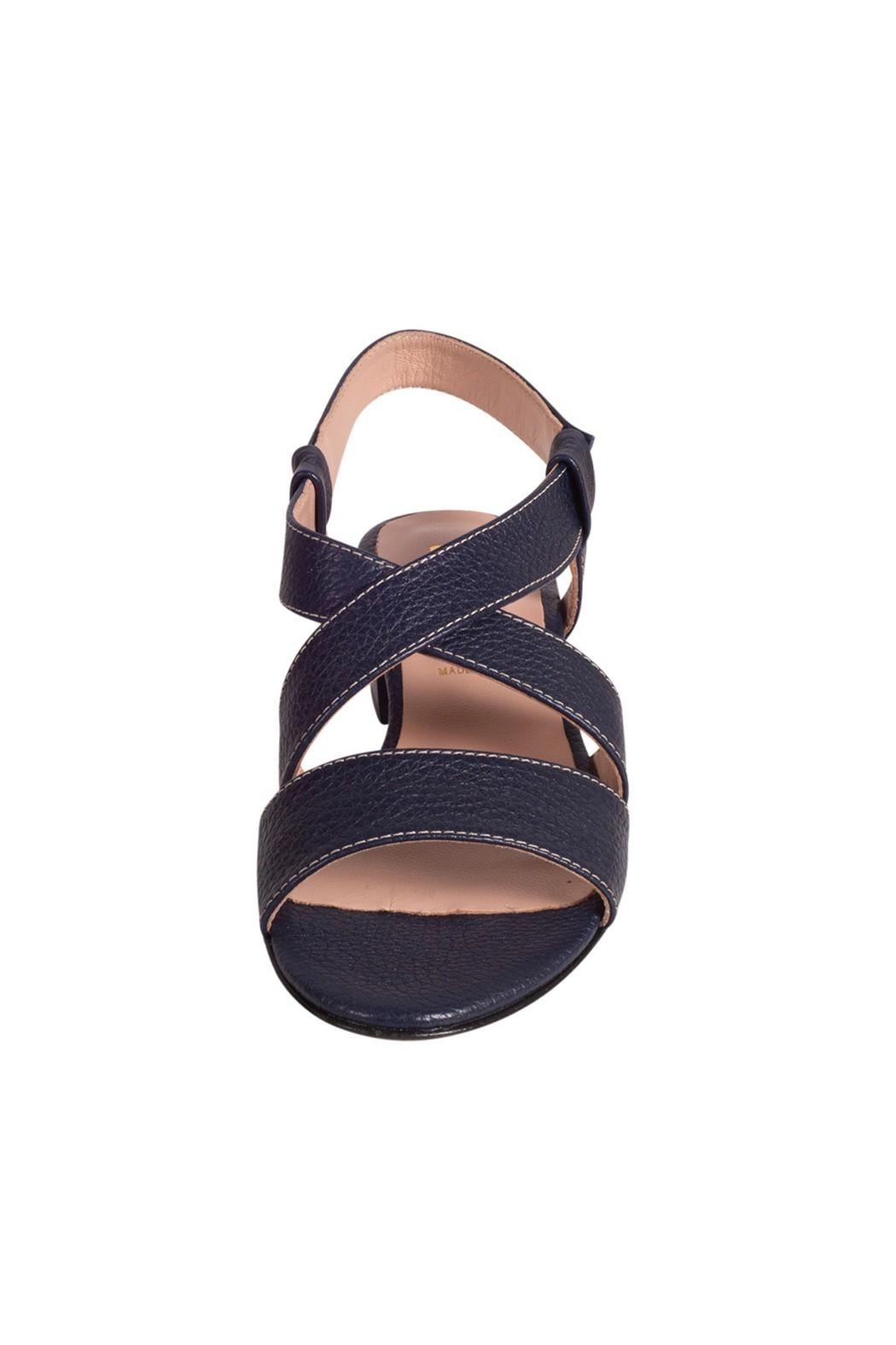 Pascucci Strappy Heeled Sandal - Side Cropped Image
