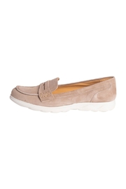 Pascucci Suede Chunky-Sole Loafers - Product Mini Image