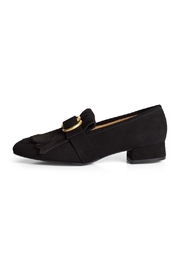 Pascucci Suede Leather Loafer - Front full body
