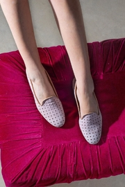Pascucci Suede Perforated Loafers - Other