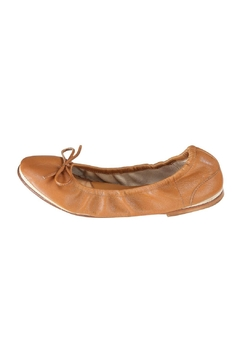 Shoptiques Product: Tan Ballet Flats