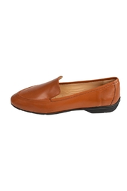 Pascucci Tan Leather Loafer - Product Mini Image