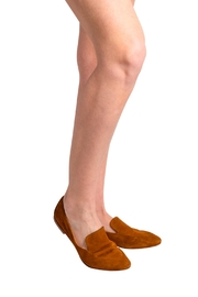 Pascucci Tan Suede Loafers - Other