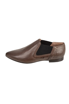 Shoptiques Product: Taupe Ankle Bootie