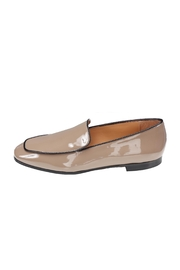 Pascucci Taupe Patent Loafer - Product Mini Image
