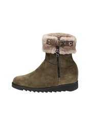 Pascucci Wool-Lined Ankle Boots - Product Mini Image