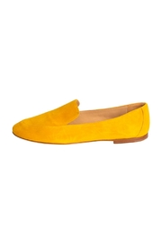 Pascucci Yellow Suede Loafers - Product Mini Image