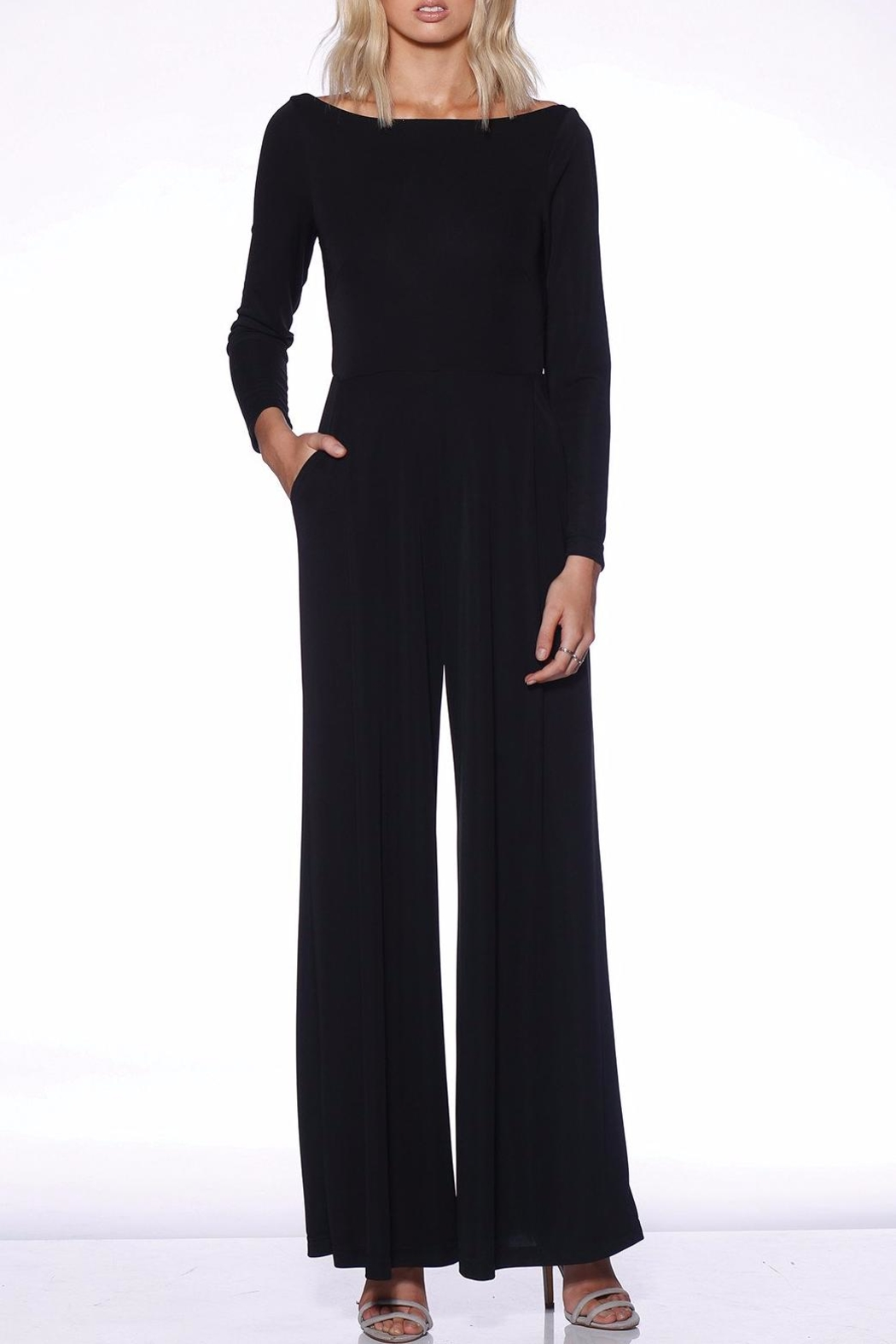 Pasduchas Anemone Pantsuit - Front Cropped Image