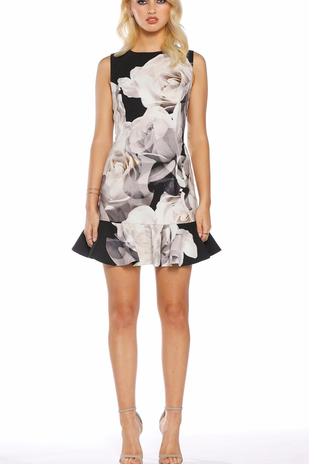 Pasduchas Charmer Flip Dress - Front Cropped Image