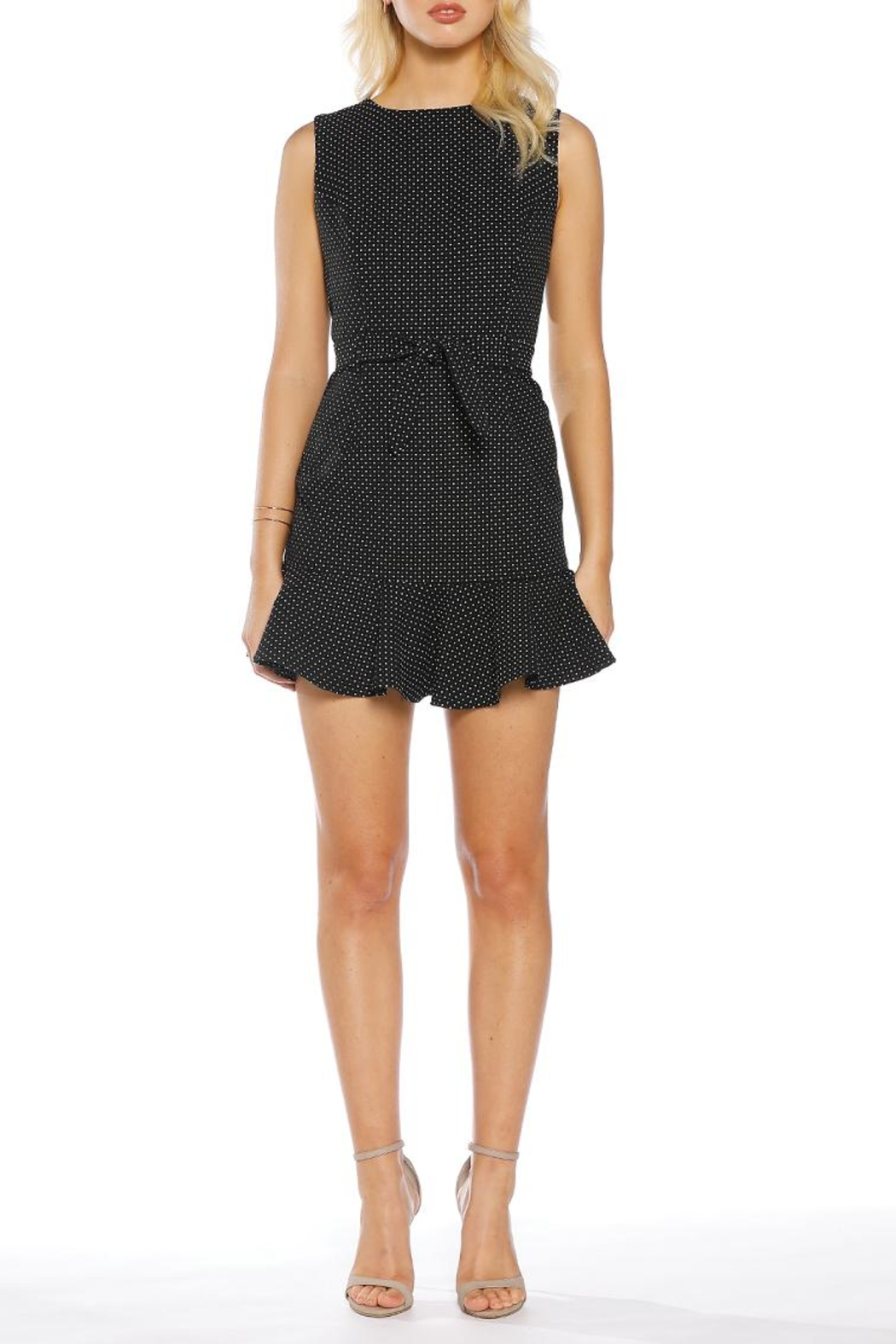 Pasduchas Heartbreaker Dress - Front Cropped Image