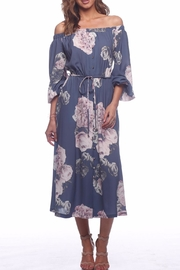 Pasduchas Meadows Midi Dress - Product Mini Image
