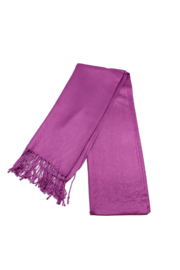 Boe Pashmina Wrap or Scarf - Front cropped