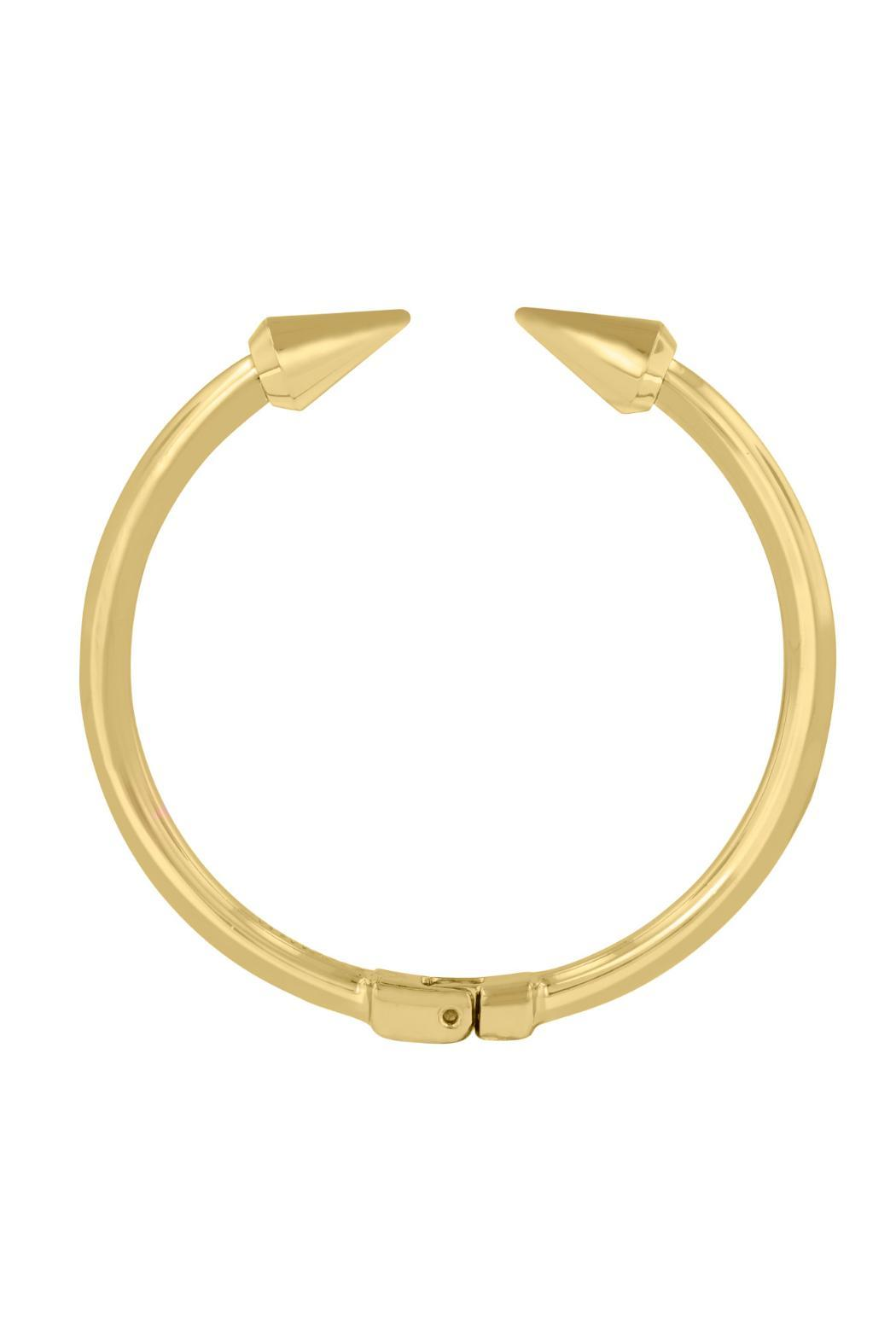 Passiana Arrowhead Bangle Bracelet - Front Full Image