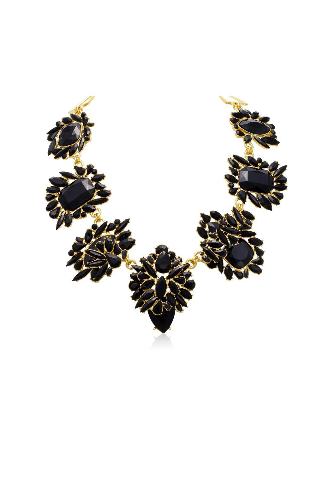Passiana Black Onyx Necklace - Front Full Image