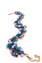 Passiana Crystal Blues Strand - Product Mini Image