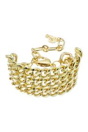 Passiana Gold Chain Bracelet - Product Mini Image