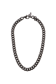 Passiana Gunmetal Chain 24