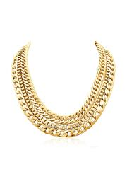 Passiana Heavy Chain Necklace - Product Mini Image