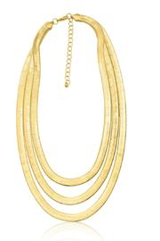 Passiana Herringbone Chain Necklace - Product Mini Image