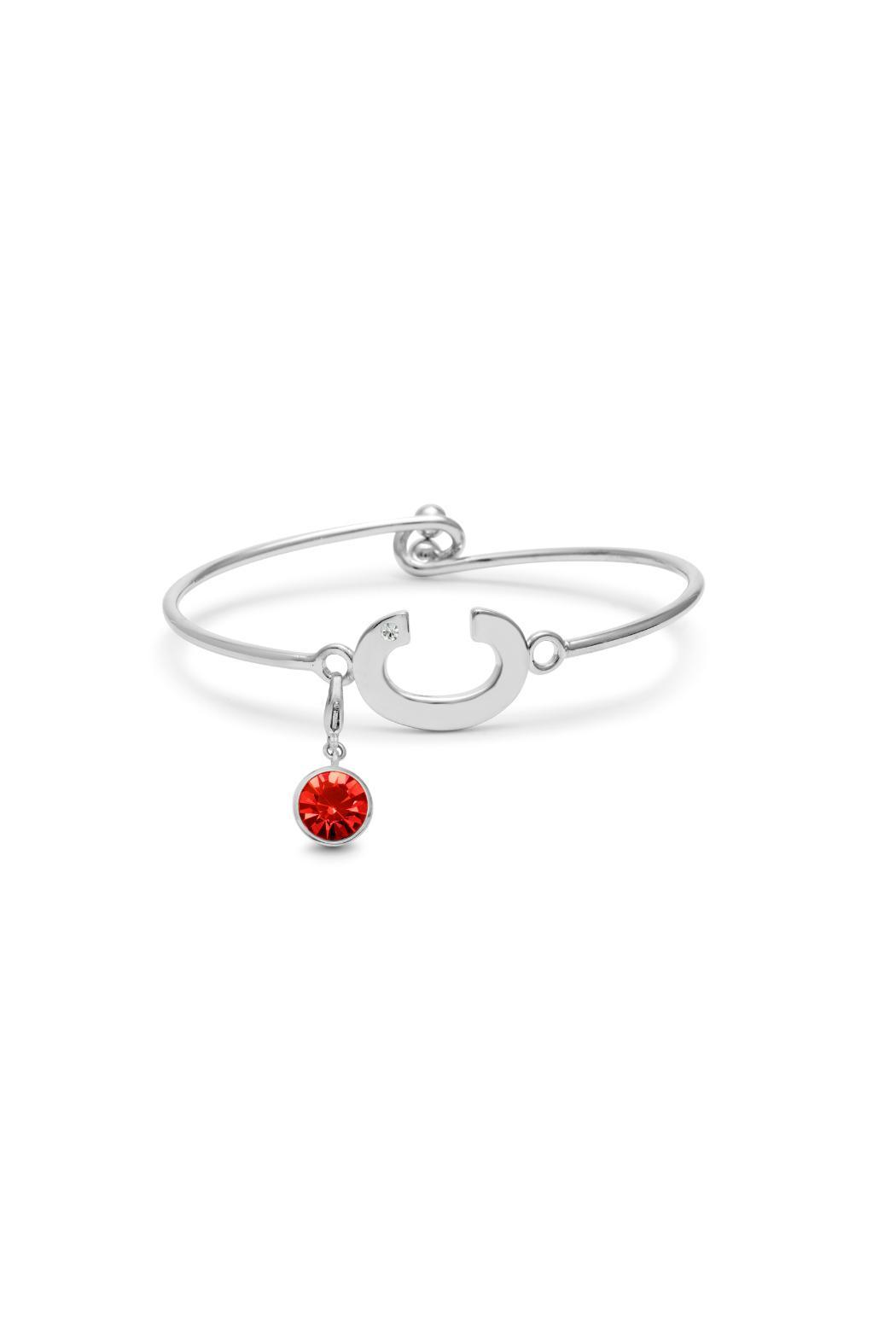 Passiana July Birthstone Bracelet - Side Cropped Image