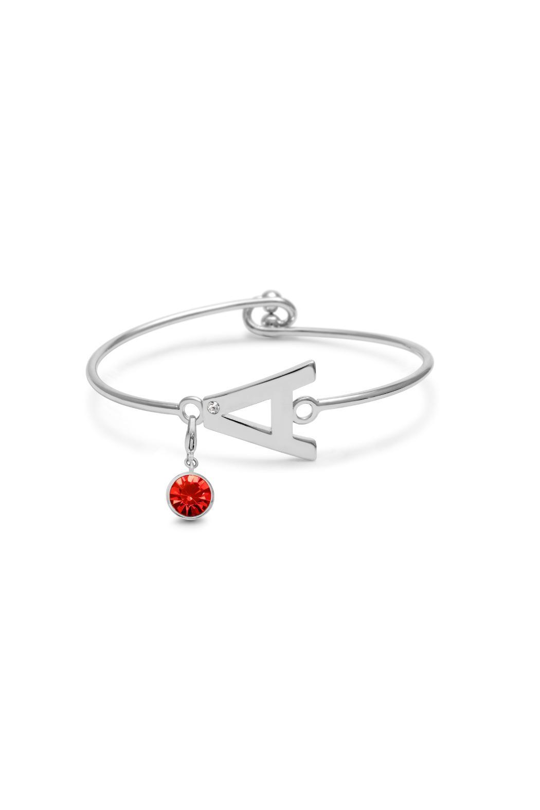Passiana July Birthstone Bracelet - Main Image