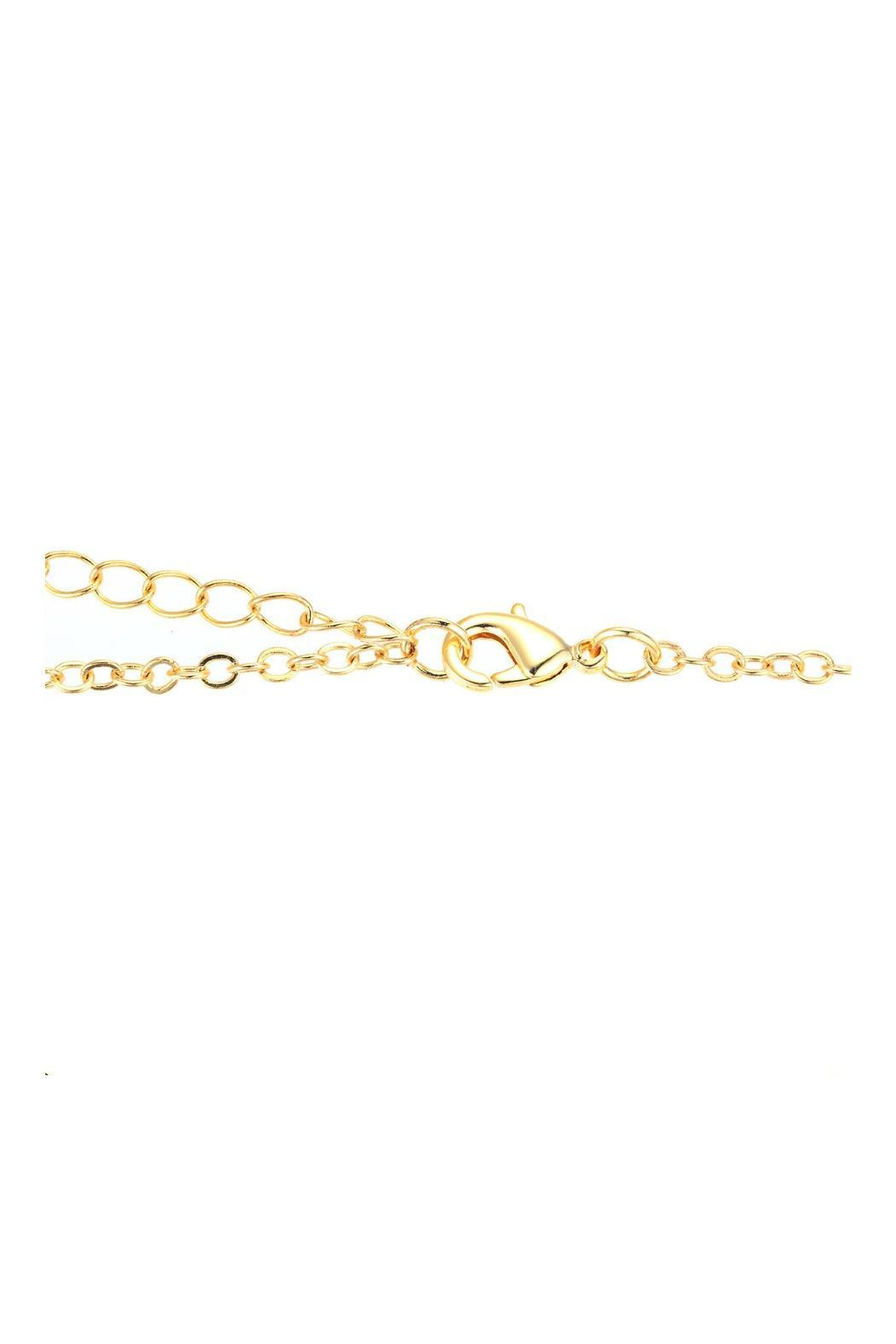 Passiana Love Emoji Anklet - Side Cropped Image