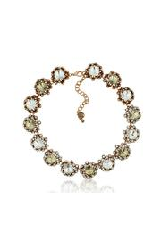 Passiana Metallic Crystal Collar - Product Mini Image