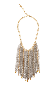 Passiana Multi Fringe Necklace - Product Mini Image
