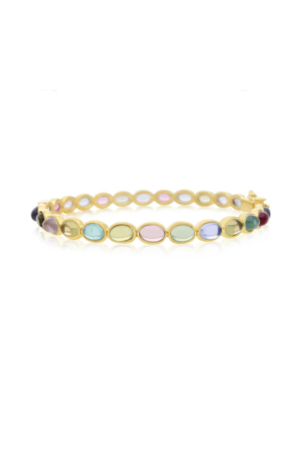 Passiana Multi Quartz Bangle - Main Image