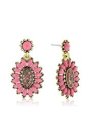 Shoptiques Product: Pink Crystal Earring
