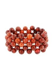 Passiana Red Coral Bracelet - Product Mini Image