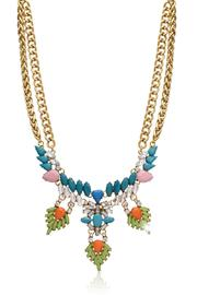 Passiana Turquoise Crystal Necklace - Product Mini Image