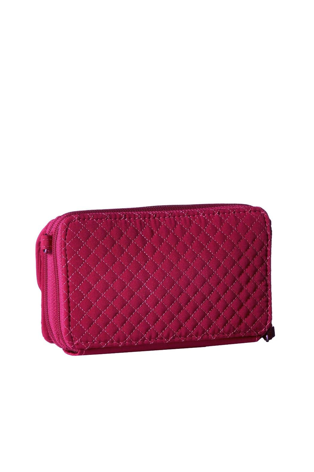 Vera Bradley Passion Pink All-In-One - Front Full Image