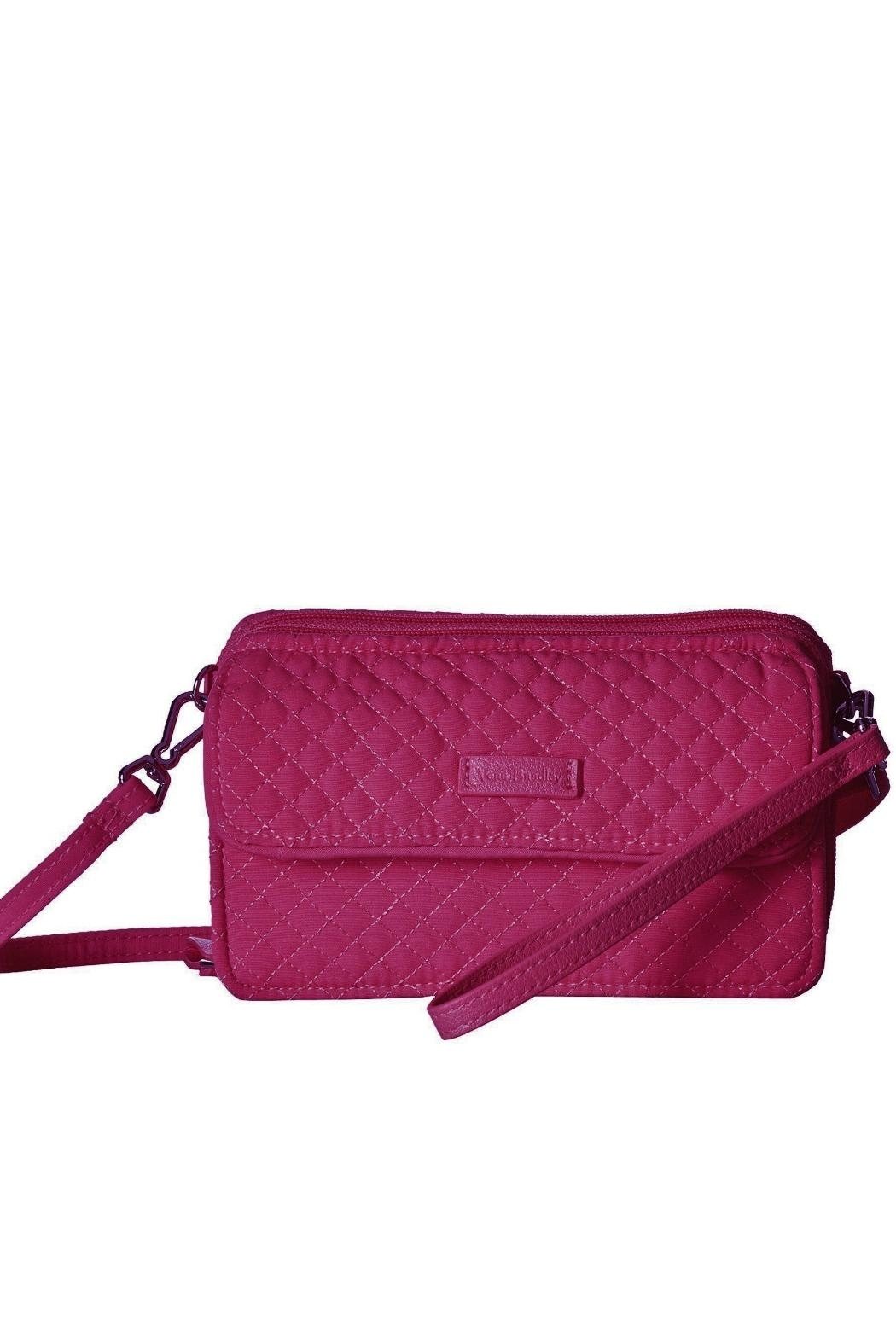 Vera Bradley Passion Pink All-In-One - Front Cropped Image