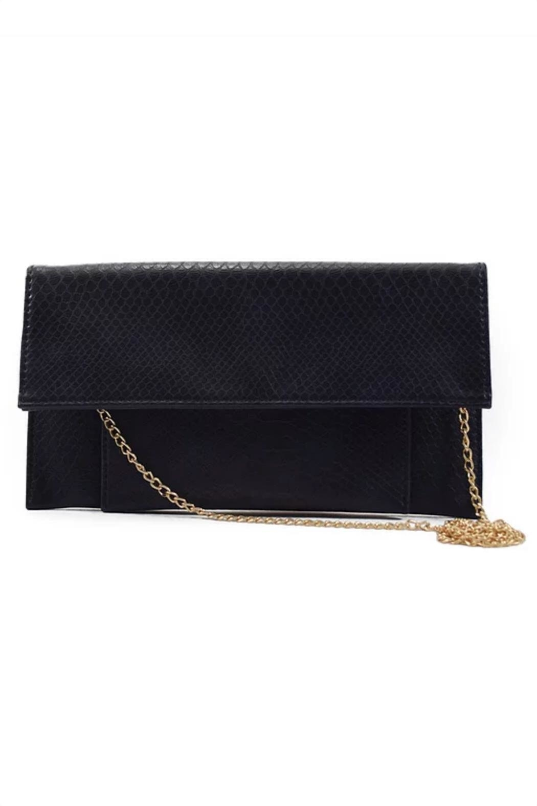 Klutch Passport Clutch - Back Cropped Image