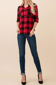 Passport Flannel Plaid Shirt - Alternate List Image