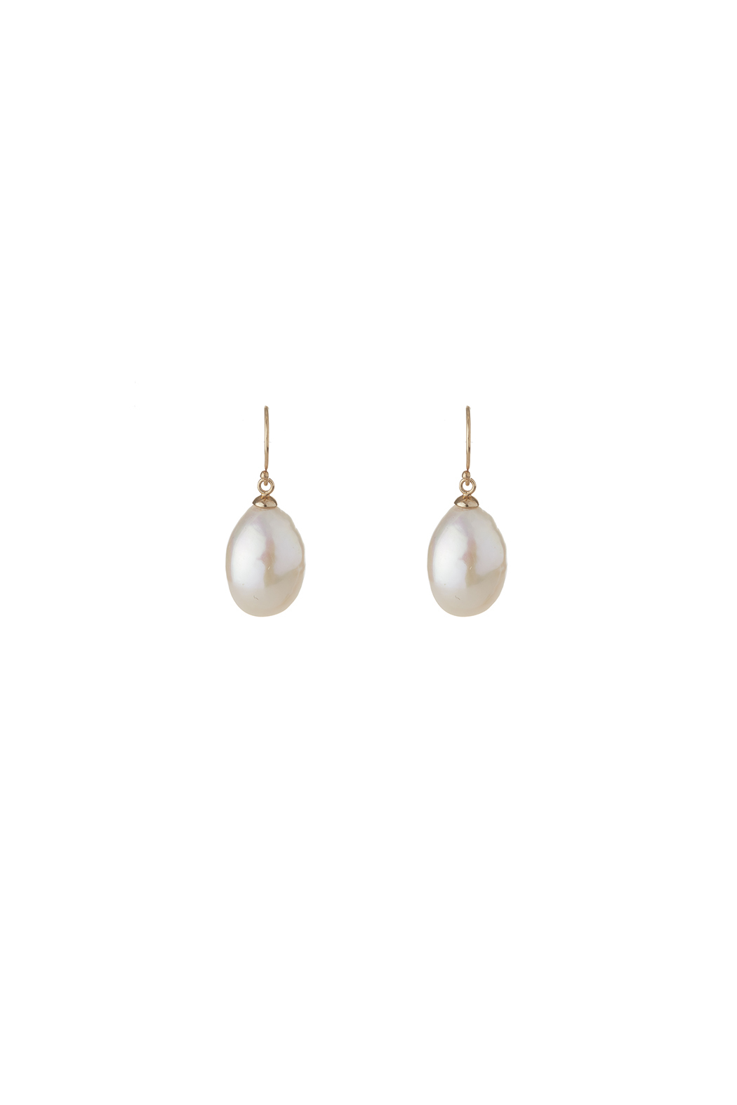 Passports Pearls Pearl Drop Earring - Main Image