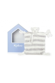 Kaloo Pastel Bear Lovey - Front cropped
