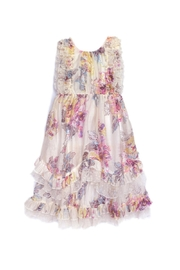 Isobella & Chloe Pastel Flower Dress - Front cropped