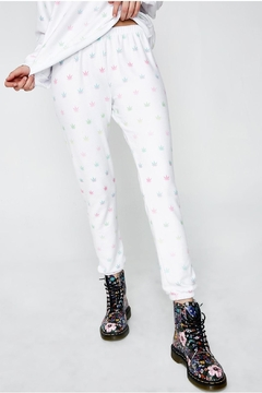 Wildfox Pastel Reefer Bottoms - Product List Image