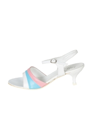 Lady Doc Pastel Slingback Kitten-Heel - Product Mini Image