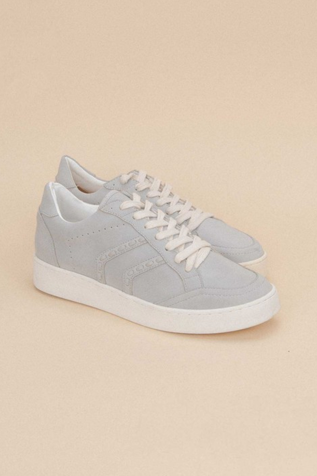 miracle miles  Pastel Stitch Sneaker - Main Image