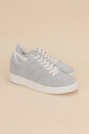 miracle miles  Pastel Stitch Sneaker - Front cropped