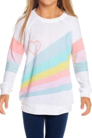 Chaser Pastel Sunshine Top - Front cropped